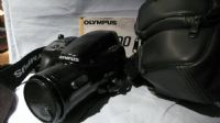 Olympus IS1000 Cased SLR Camera + Inst £3.99